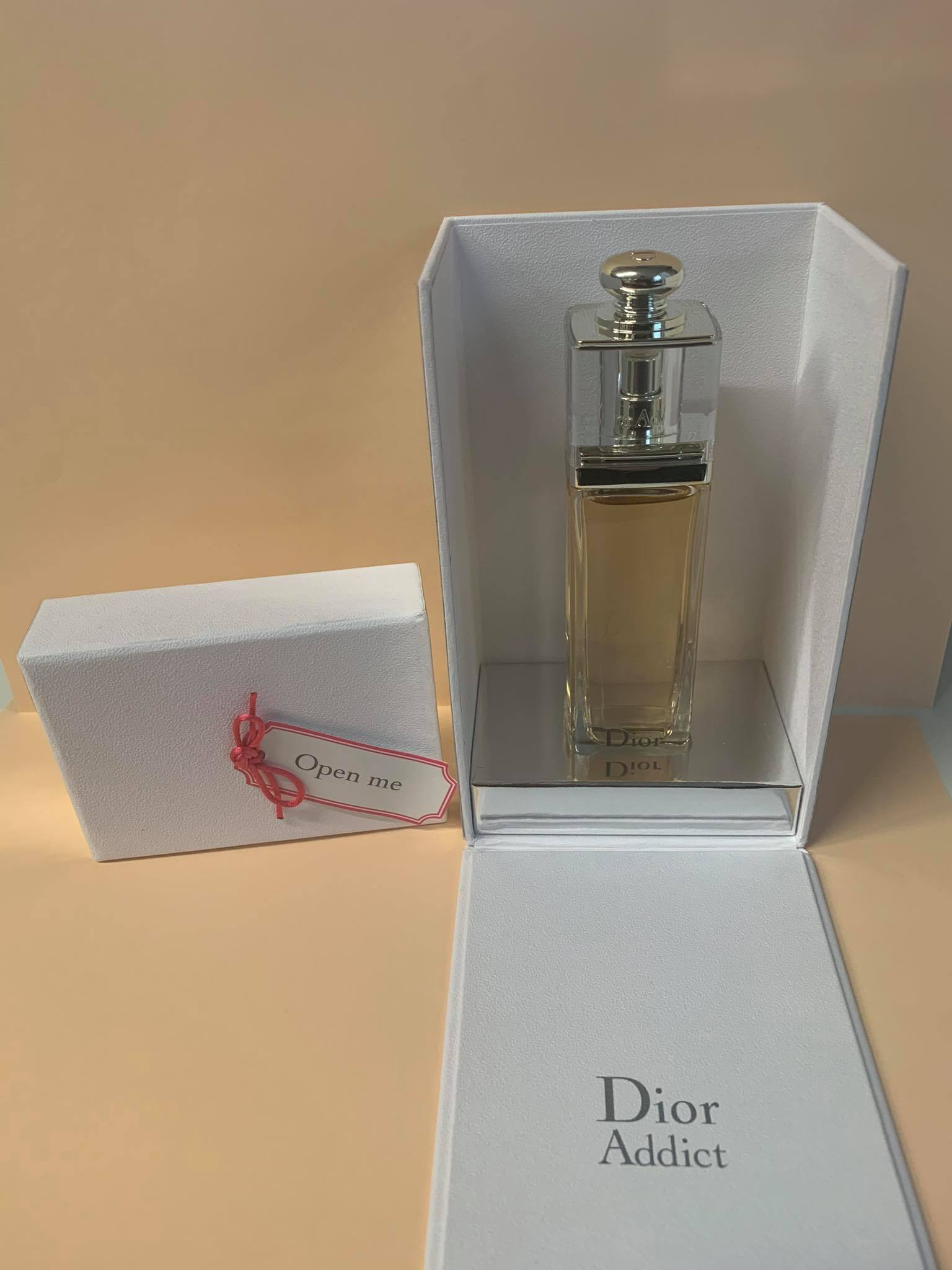 Christian Dior Addict, edt 50ml - Luxury gift package