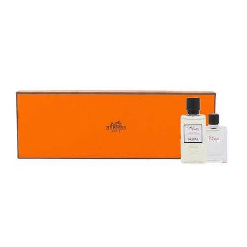 Hermes Terre D Hermes Parfum, parfém 5 ml + sprchový gel 40 ml