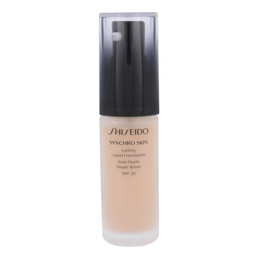 Shiseido Synchro Skin Lasting Liquid Foundation SPF20, Make-up - 30ml