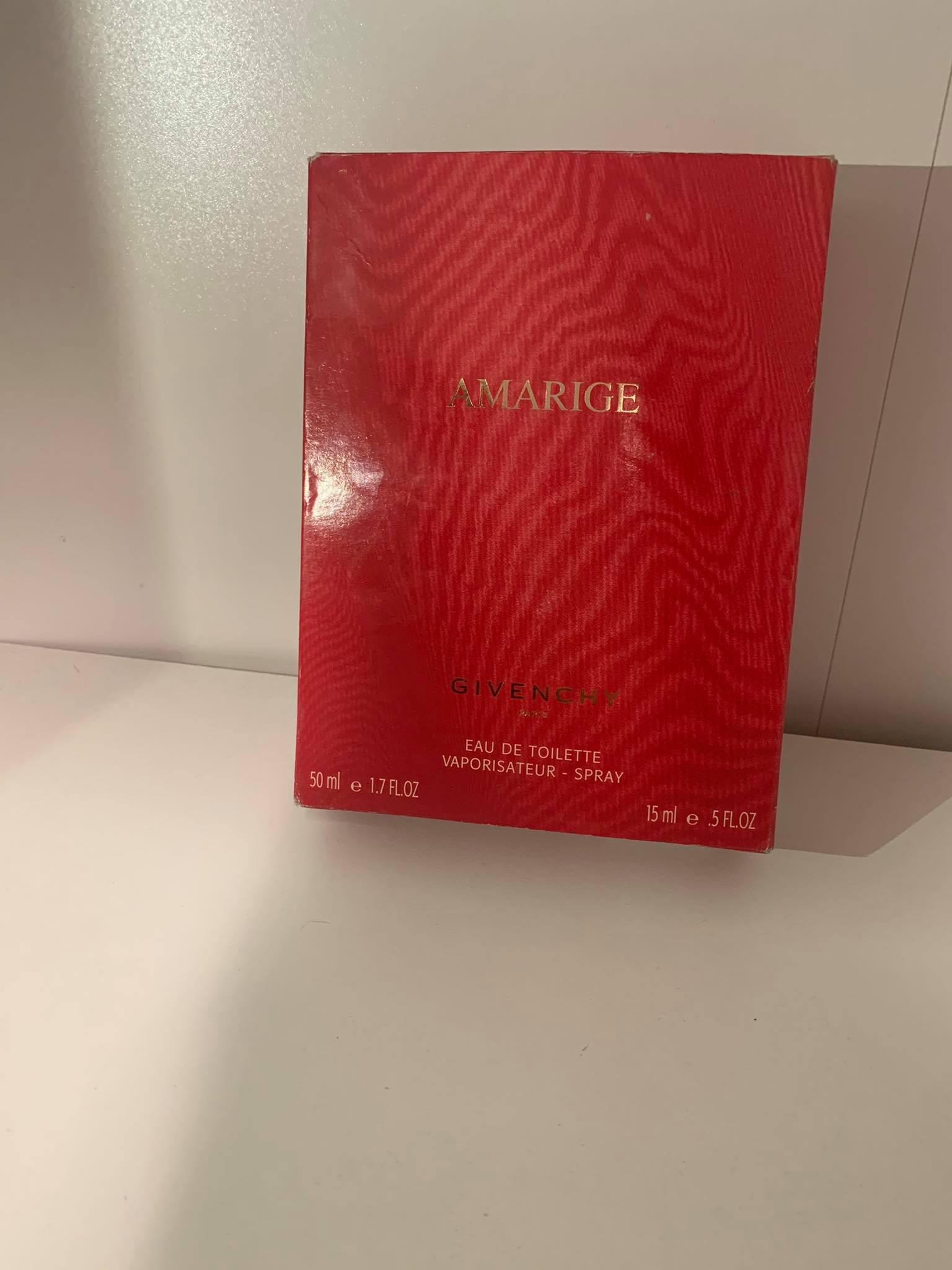 Givenchy Amarige SET: edt 50ml + edt 15ml