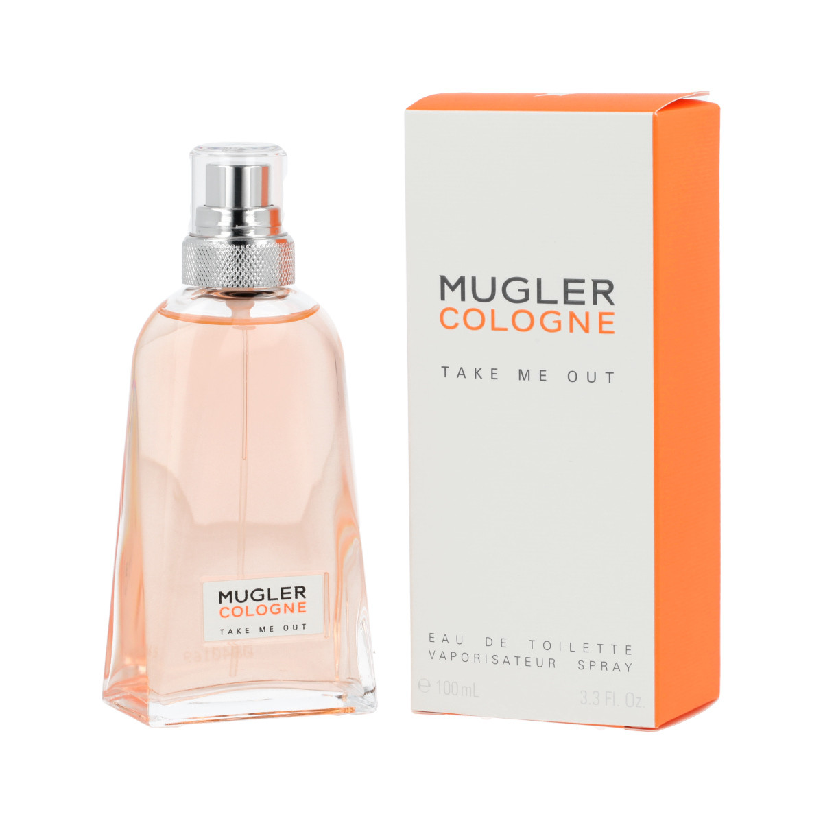 Mugler Cologne Take me out, edt 100ml - Teszter