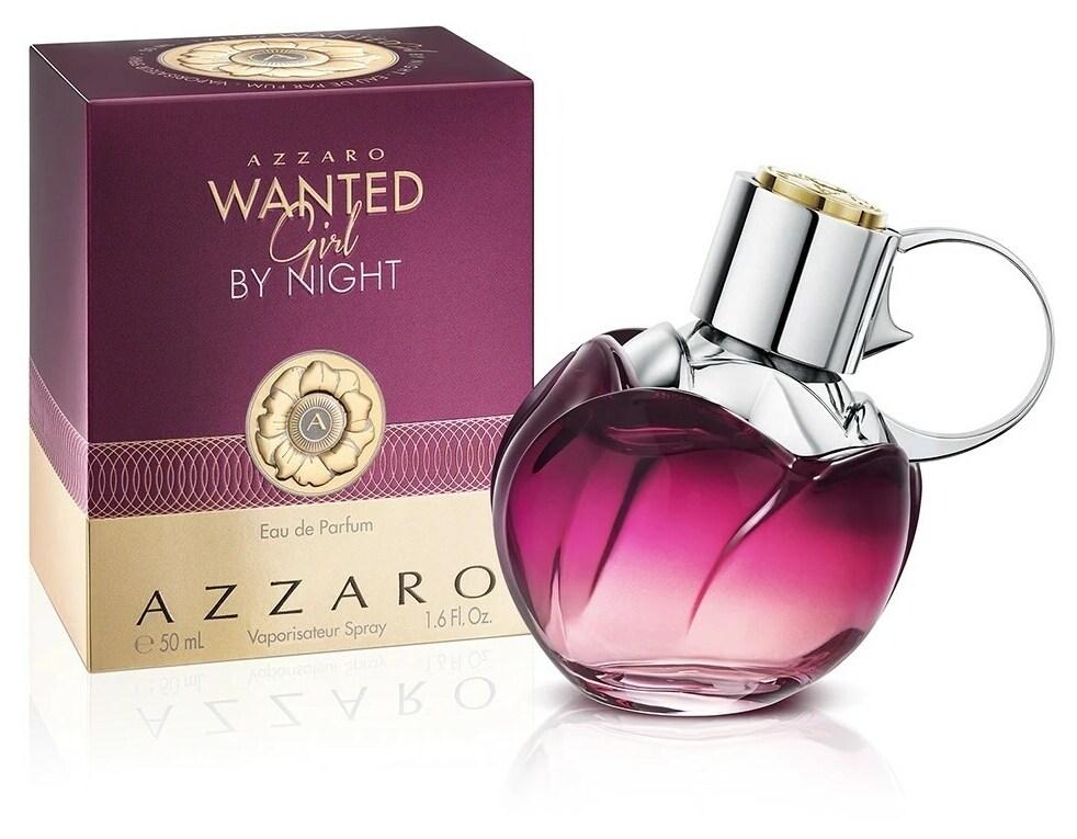 Azzaro Wanted Girl By Night (W)