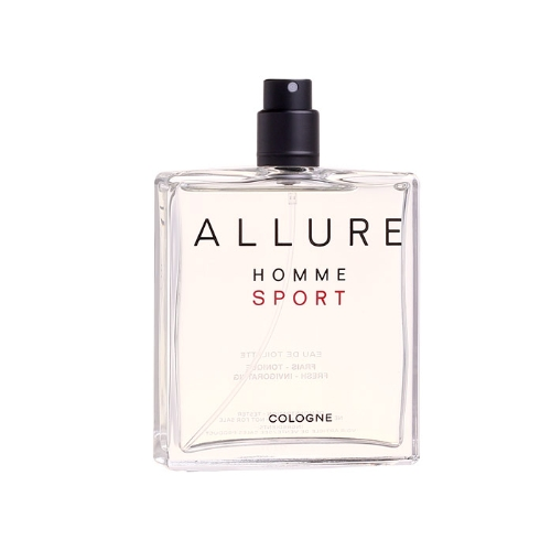 Chanel Allure Sport Cologne, Kolínska voda 100ml, Tester