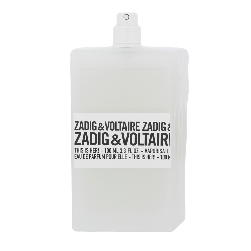 Zadig & Voltaire This is Her!, Parfumovaná voda 100ml, Tester