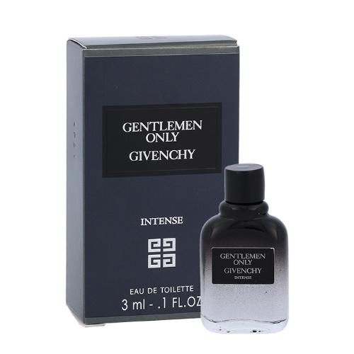 Givenchy Gentlemen Only Intense, Toaletná voda 3ml