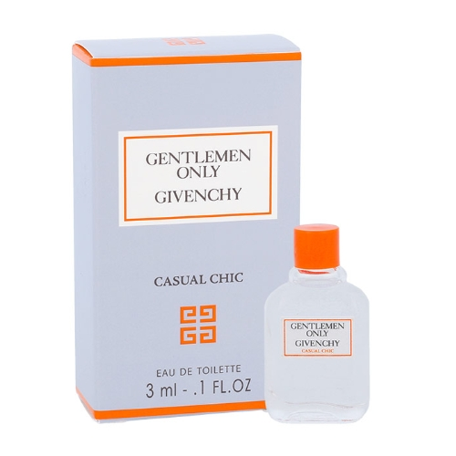 Givenchy Gentlemen Only Casual Chic, Toaletná voda 3ml