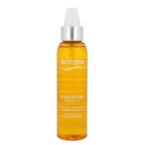 Biotherm Body Refirm Stretch Oil, Telový olej - 125ml, Pro pružnost pokožky