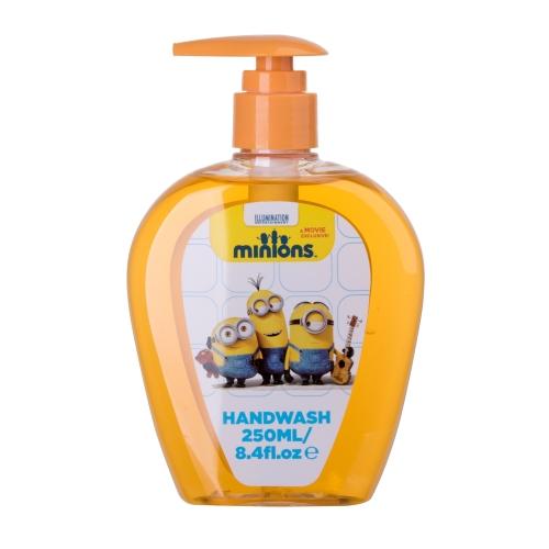 Minions Hand Wash, tusfürdő gél - 250ml, Pro všechny typy pokožky
