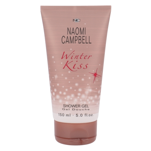 Naomi Campbell Winter Kiss, Sprchový gél - 150ml