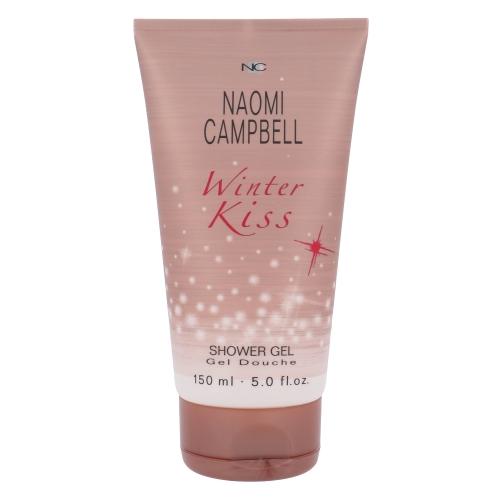 Naomi Campbell Winter Kiss, Sprchový gél - 150ml