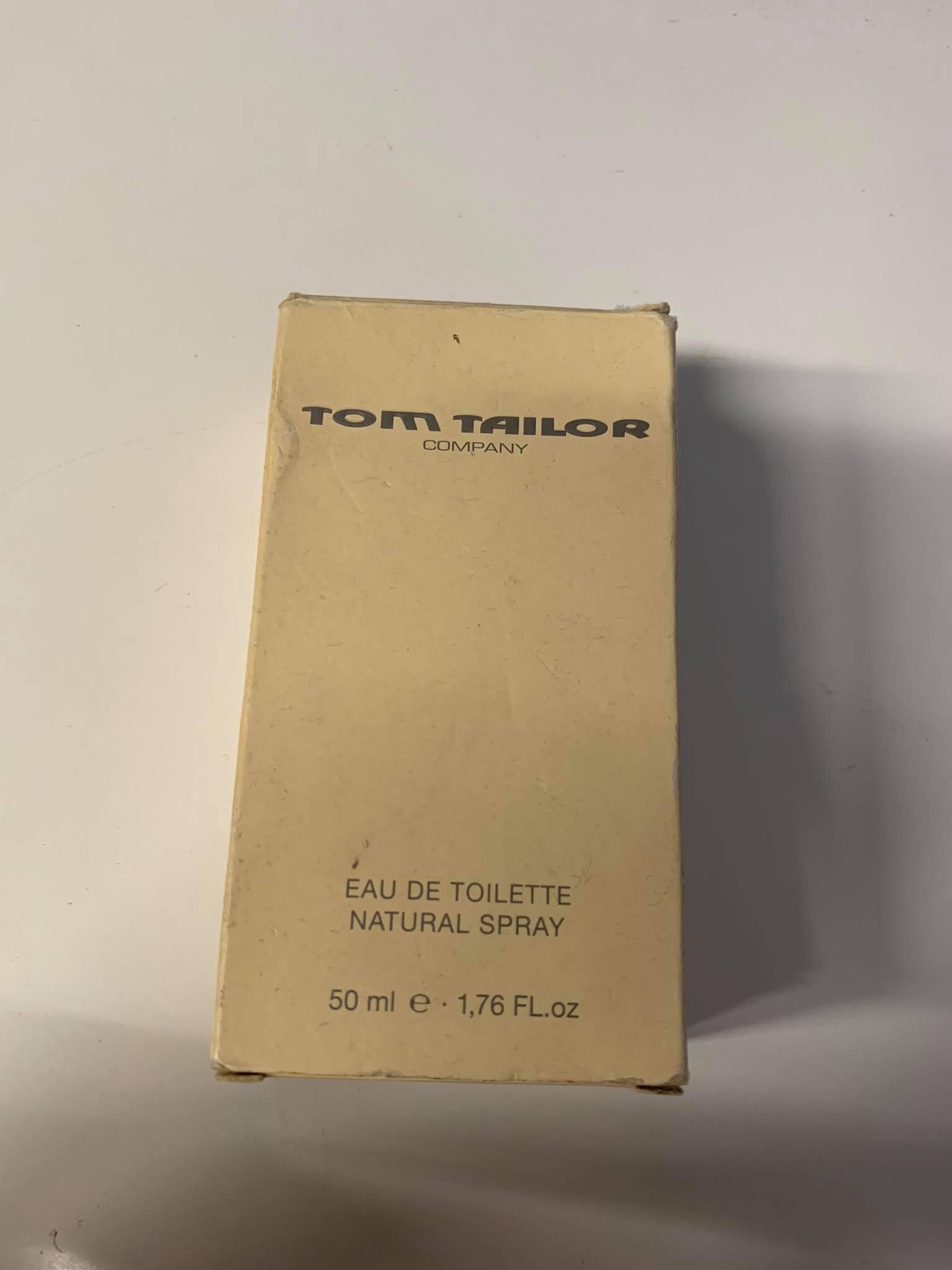 Tom Tailor Company, edt 50ml