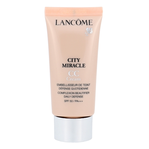 Lancome CITY MIRACLE CC Cream - CC-Make-up with LSF 50 (W)