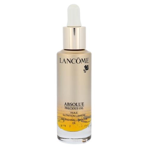 Lancome Absolue Precious Oil, Pleťové sérum, emulzia - 30ml, Pro rozjasnění a výživu pleti