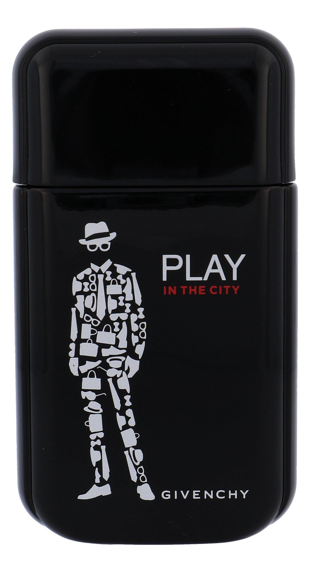 Givenchy Play In The City, Toaletná voda 100ml
