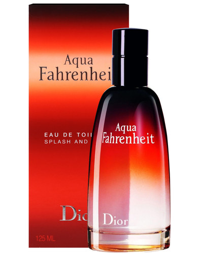 Christian Dior Aqua Fahrenheit, Toaletná voda 75ml