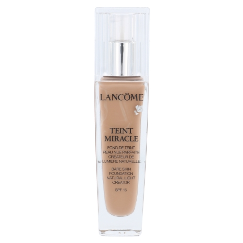Lancome Teint Miracle Bare Skin Foundation Sable Beige , Make-up - 30ml