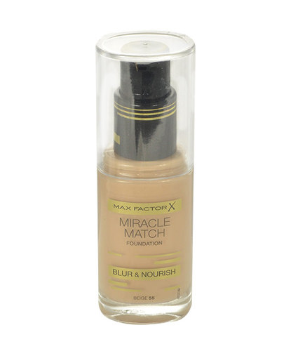 Max Factor Miracle Match Foundation, Make-up - 30ml