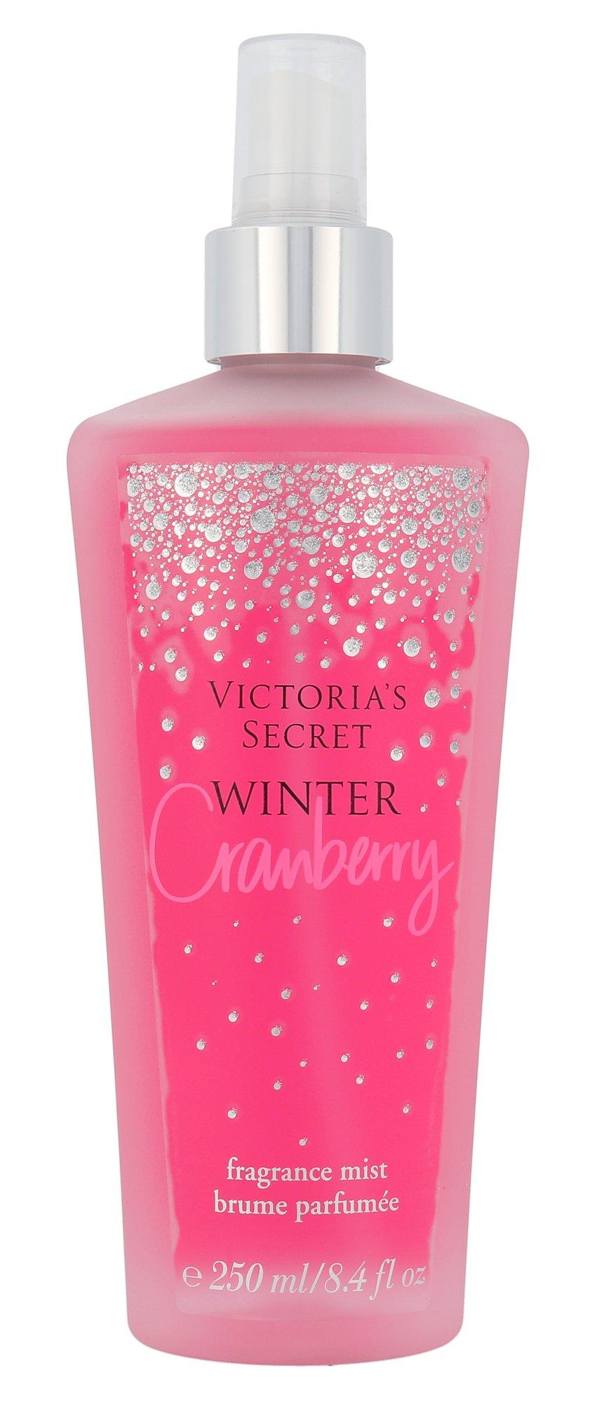 Victoria´s Secret Winter Cranberry, Telový závoj 250ml