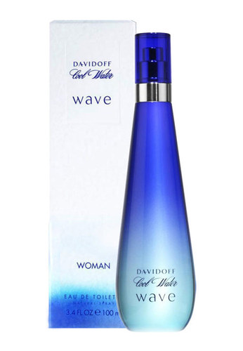 Davidoff Cool Water Wave, Toaletná voda 30ml - Woman