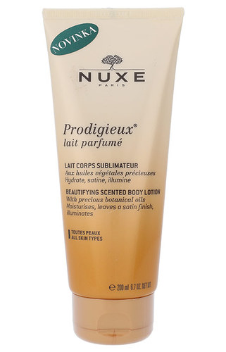 NUXE Prodigieux Beautifying Scented Body Lotion, Testápoló 200ml