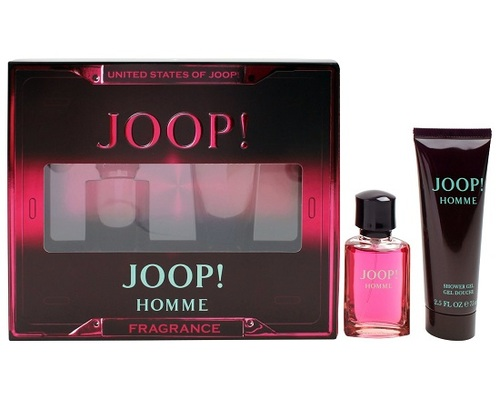 Joop Homme, Edt 30ml + 75ml sprchový gel