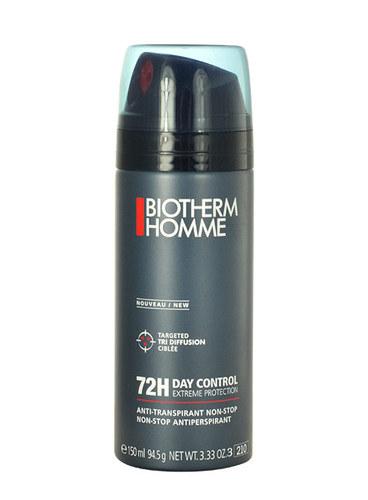 Biotherm Homme 72H Day Control Antiperspirant Spray, Pánska telová kozmetika - 150ml, Proti pocení