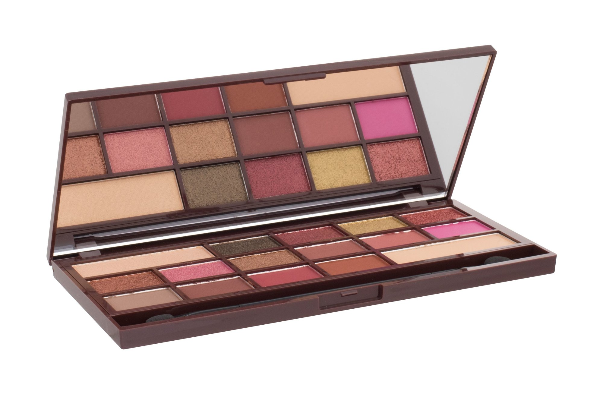 Makeup Revolution London I Heart Makeup I Heart Chocolate Rose Gold, SzemhéjPúder 21,96g