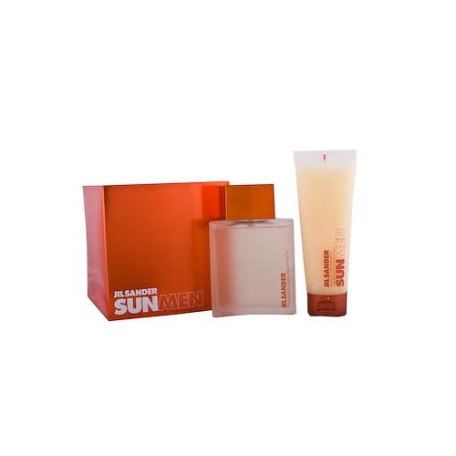 Jil Sander Sun For Men, Edt 75ml + 75ml Tusfürdő