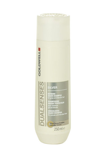 Goldwell Dualsenses Silver, Sampon 250ml
