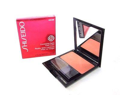 Shiseido Luminizing Satin Farba tváre 6.5g OR 308