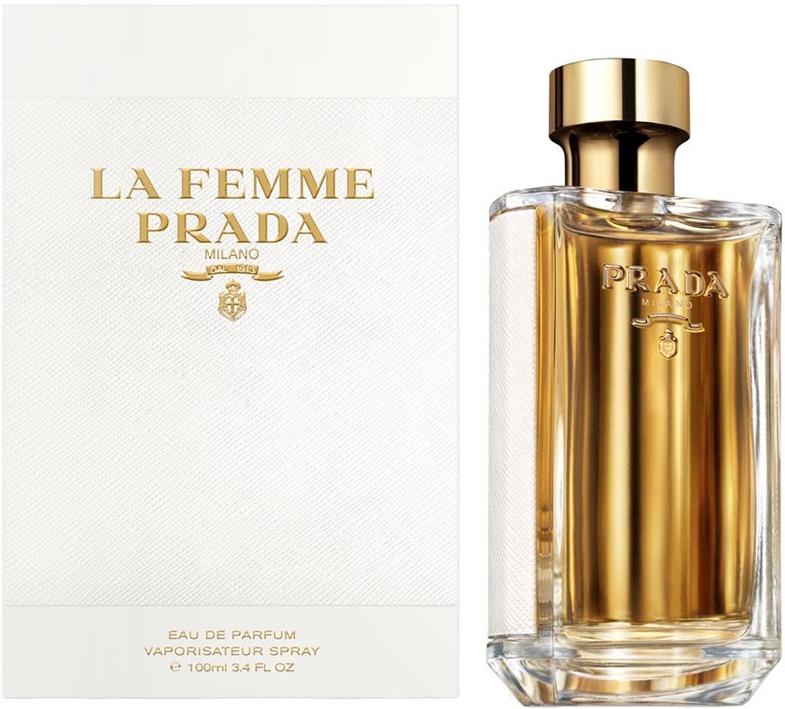 Prada La Femme, parfumovaná voda 100 ml - Tester