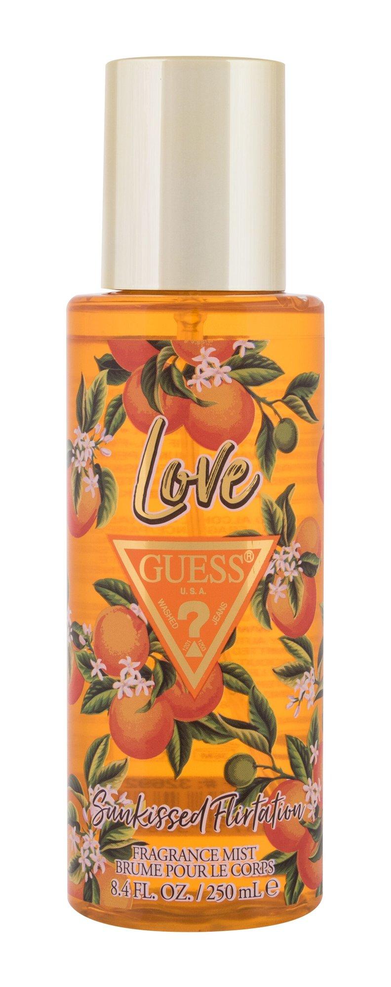 GUESS Love Sunkissed Flirtation, Telový sprej 250ml