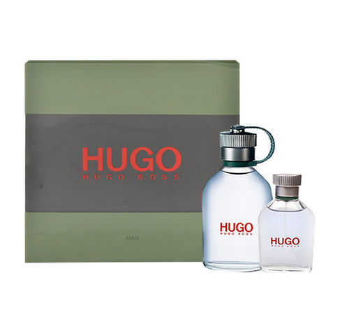 Hugo Boss Hugo, Edt 125ml + 40ml Edt