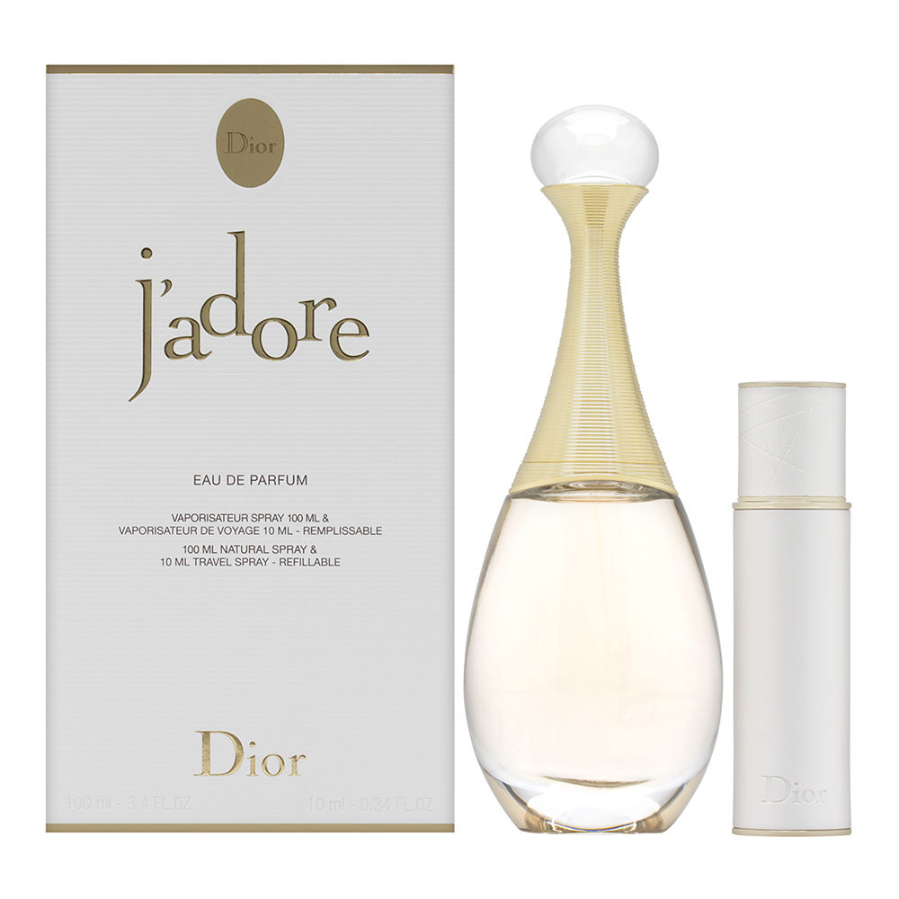 Christian Dior Jadore SET: edp 100ml + edp 10ml Travel Edition