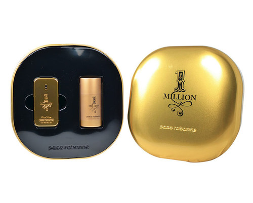 Paco Rabanne 1 Million, Edt 50ml + 75ml deo stift