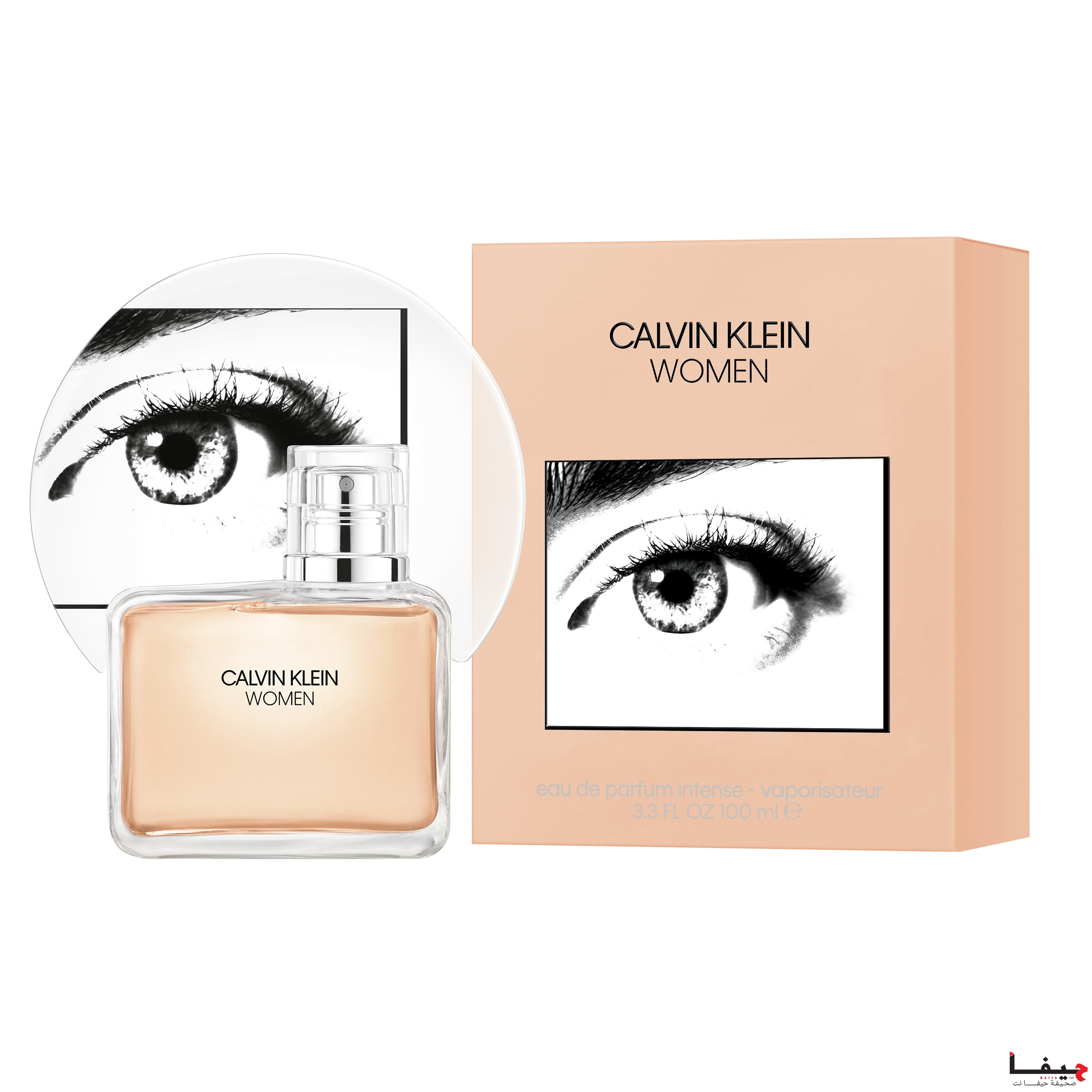 Calvin Klein Women Intense (W)