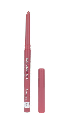 Rimmel London Exaggerate Full Colour Lip Liner, Szájceruza - 0,25g