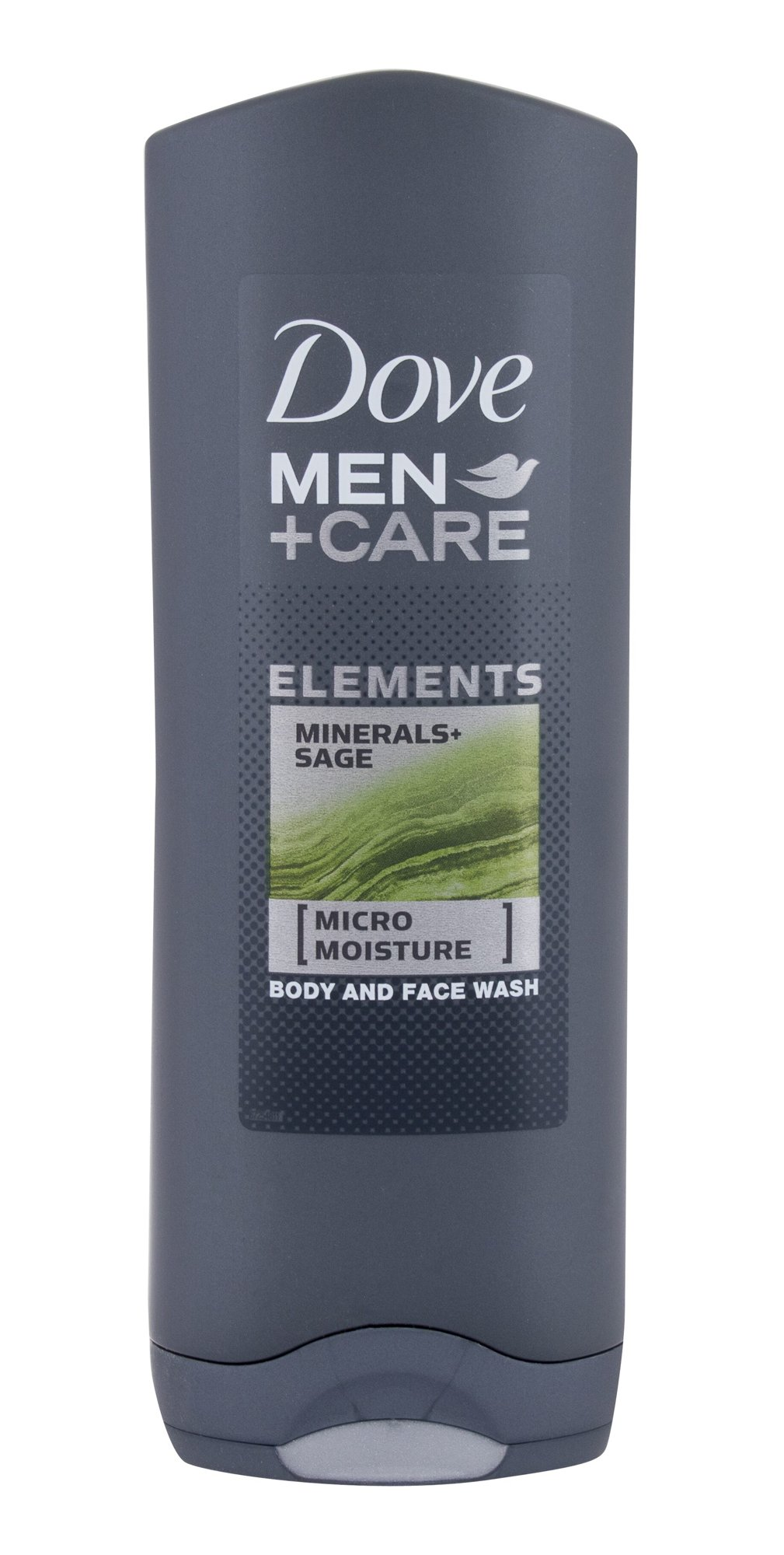 Dove Men + Care Elements, tusfürdő gél 250ml