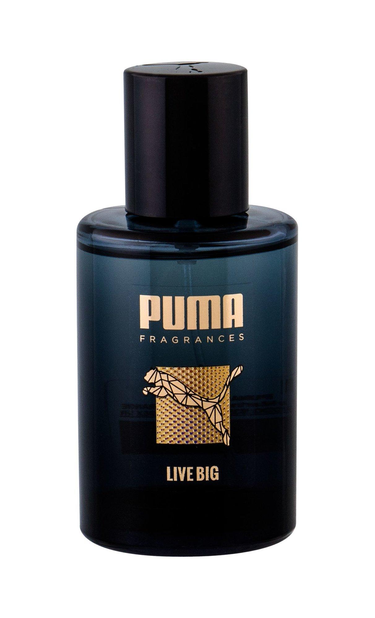 Puma Live Big, Toaletná voda 50ml