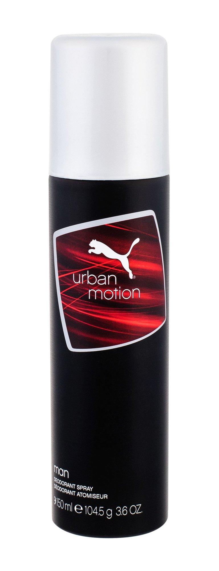 Puma Urban Motion Man, Deodorant 150ml