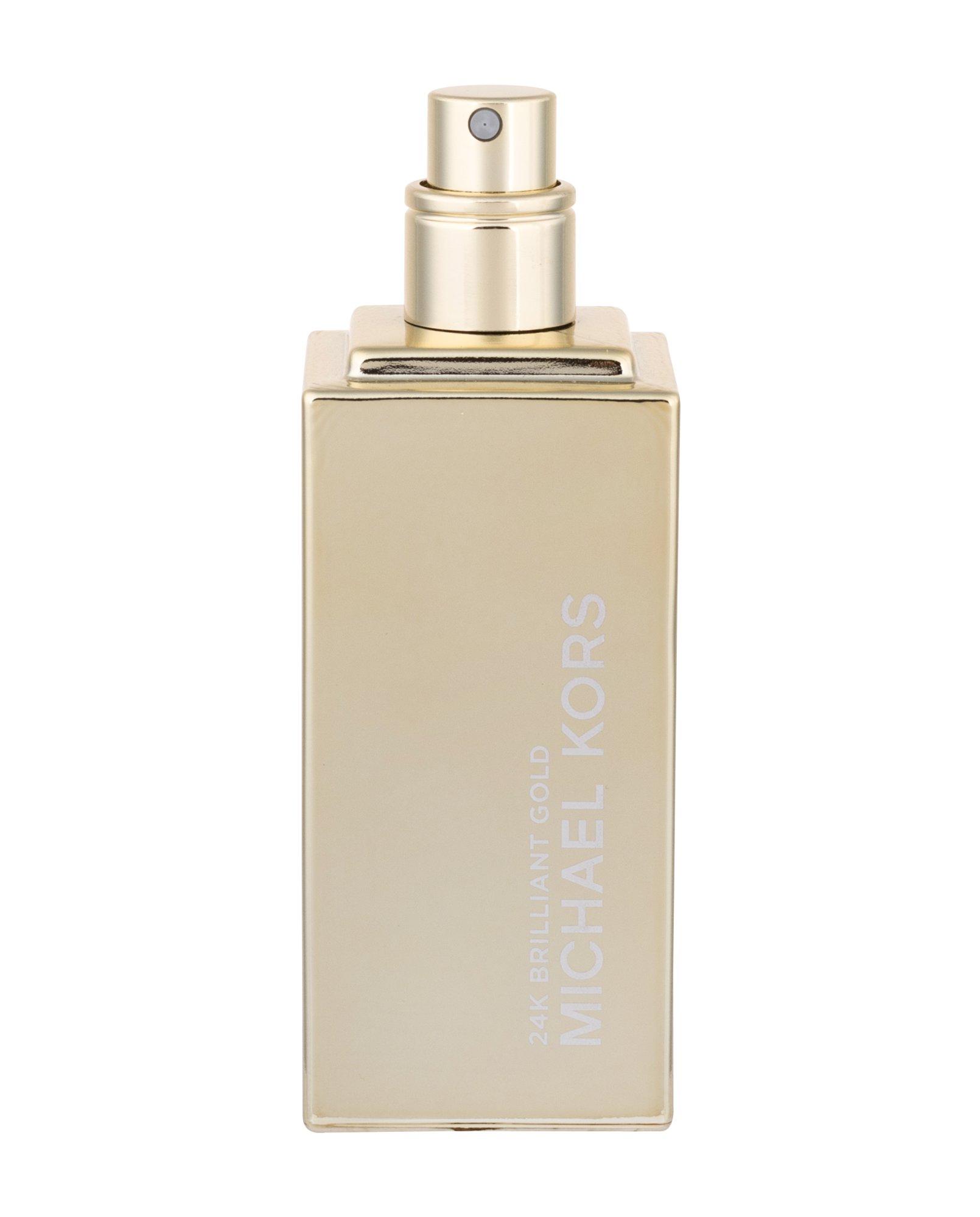 Michael Kors 24K Brilliant Gold, Parfumovaná voda 50ml, Tester