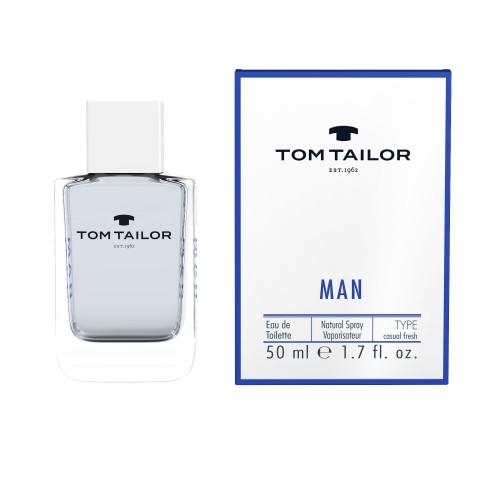Tom Tailor Man, edt 50ml