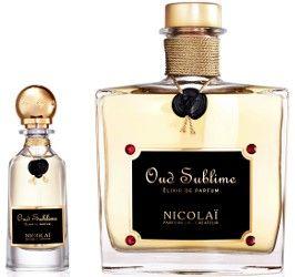 Nicolai Les Oud Sublime Elixir, Parfémovaná voda 500ml + 35ml