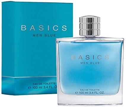 Basics Blue Men, edt 50ml - Teszter