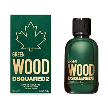 Dsquared Wood Green, edt 100ml - Teszter