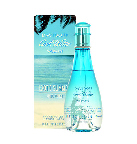 Davidoff Cool Water Exotic Summer, Toaletná voda 100ml