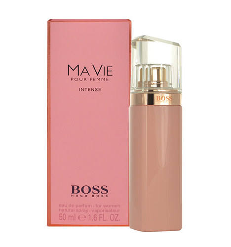 Hugo Boss Boss Ma Vie Pour Femme Intense, Parfumovaná voda 50ml