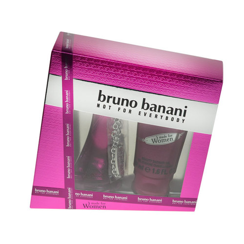 Bruno Banani Made for Woman, Edt 20ml + 50ml Tusfürdő