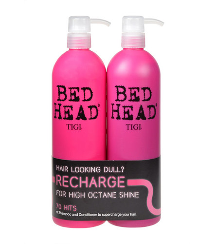 Tigi Bed Head Recharge High Octane, šampón 750 ml + kondicionér 750 ml