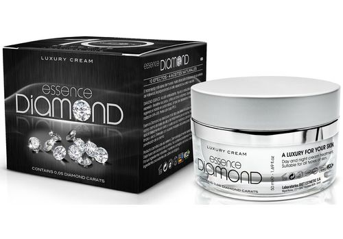 Diet Esthetic Essence Diamond Luxury Cream, Denný krém na suchú pleť - 50ml